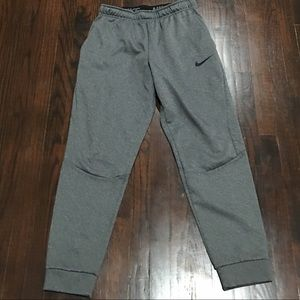 Nike tapered Joggers Size M